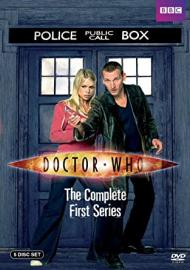 Cover image for Doctor Who: The Complete First Series