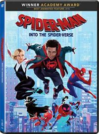 Cover image for Spider-Man:Into the Spider-Verse