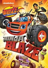 Cover image for Ninja Blaze