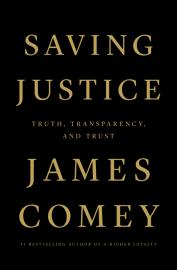 Cover image for Saving Justice