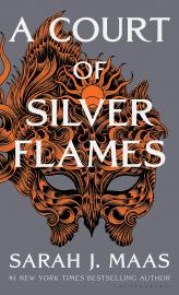 Cover image for A Court of Silver Flames