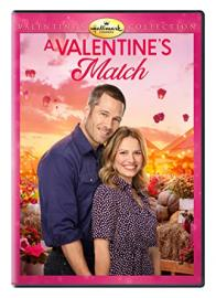 Cover image for A Valentine's Match