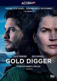 Cover image for Gold Digger