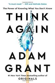 Cover image for Think Again