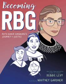Cover image for Becoming RBG