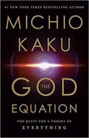 Cover image for The God Equation