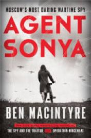 Cover image for Agent Sonya