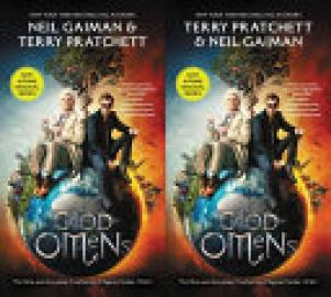 Cover image for Good Omens [TV Tie-in]