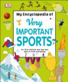 Cover image for My Encyclopedia of Very Important Sports