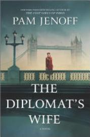Cover image for The Diplomat's Wife