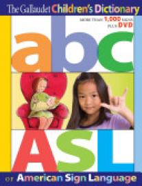 Cover image for The Gallaudet Children's Dictionary of American Sign Language