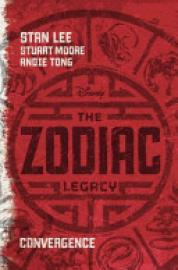 Cover image for The Zodiac Legacy: Convergence