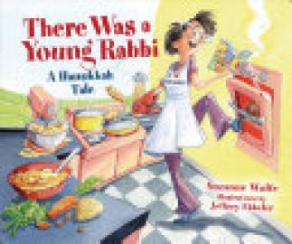 Cover image for There Was a Young Rabbi