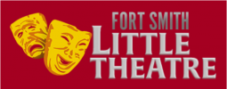 Fort Smith Little Theatre logo