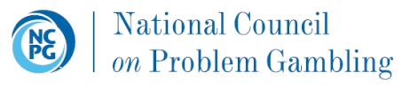National Council on Problem Gambling logo