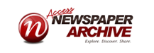 Access Newspaper Archive logo