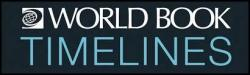 World Book Timelines Logo
