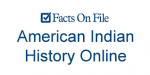 American Indian History Online text logo