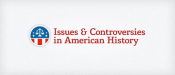 Logo for Facts on File: Issues & Controversies in American History