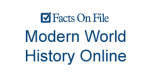 Logo for Facts on File: Modern World History Online