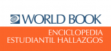 World Book Encyclopedia Estudiantil Hallazgos logo