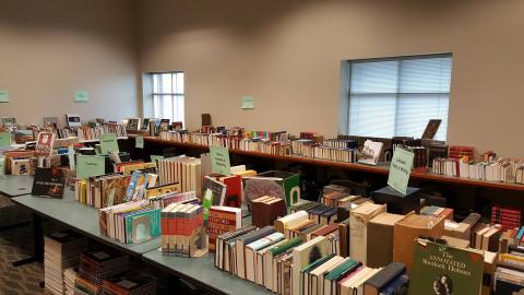 Rare and Vintage Book Sale