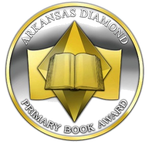 Arkansas Diamond Book Award Medallion