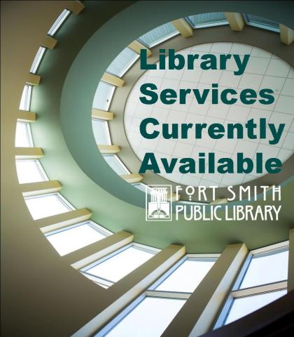 Library Services Currently Available