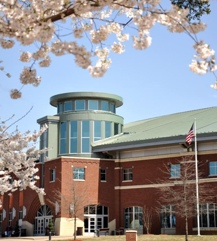 Fort Smith Library building